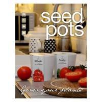 Seed pots hortalizas y frutas