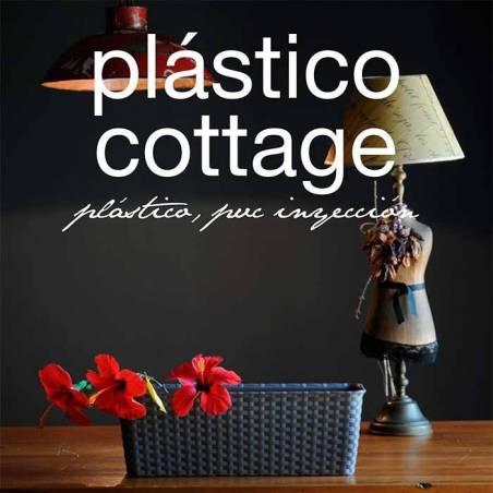 Plástico cottage